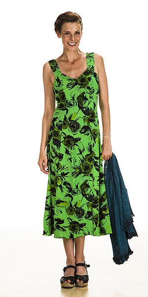 grünes-campur-kleid