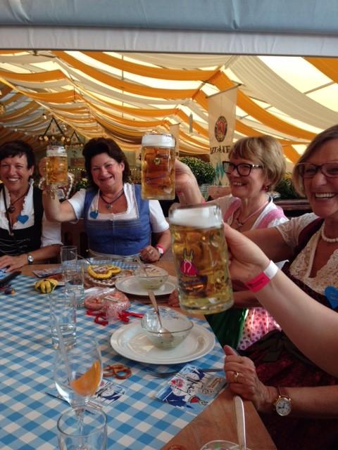 Dirndl-Oktoberfest
